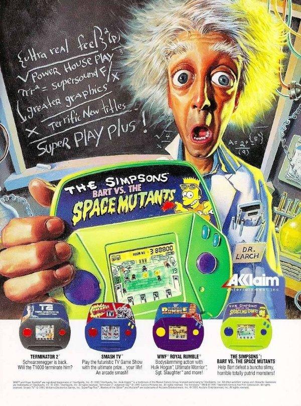 Time For Nostalgia: The 90's