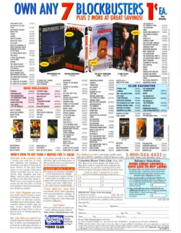Time For Nostalgia: The 90's, part 2