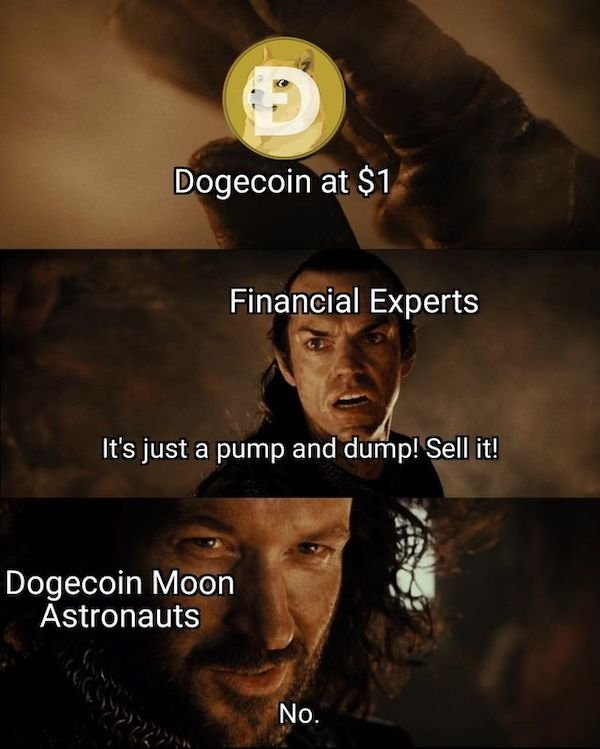 Cryptocurrency Memes