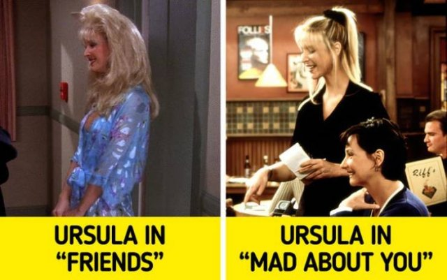 'Friends' Series Facts