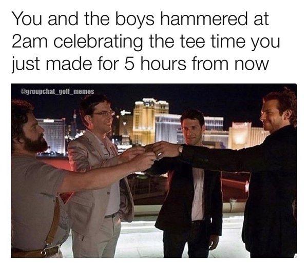 Golf Memes, part 3