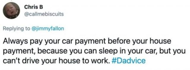 The Best And The Worst Dads Advices