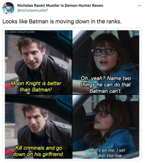 Batman And Catwoman Memes