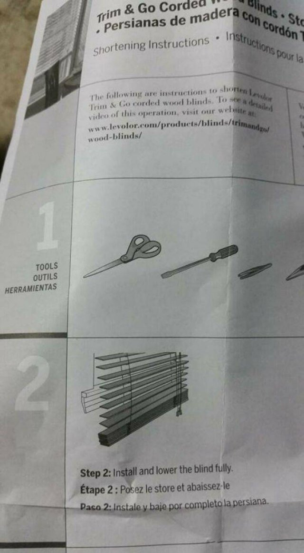 Weird Instructions