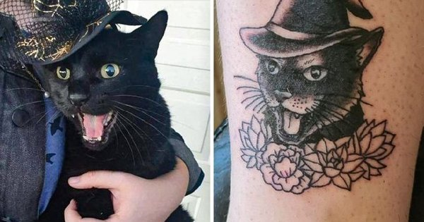Every Tattoo Has A Story Behind