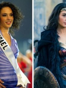 Women Celebrities In Their Young Age