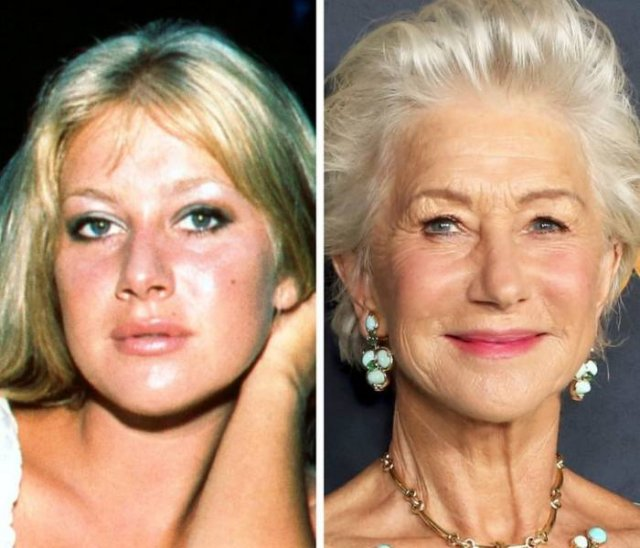 Celebrity Changes Over The Years