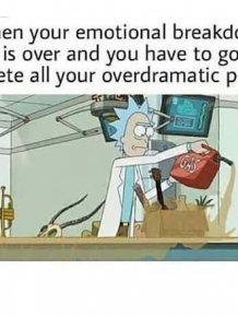 'Rick And Morty' Memes
