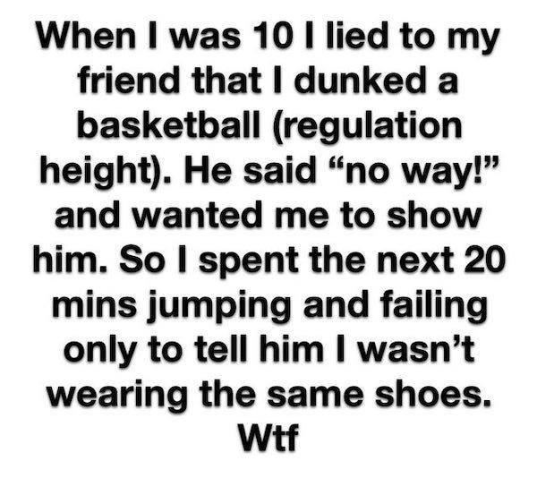 Kids Do Stupid Things