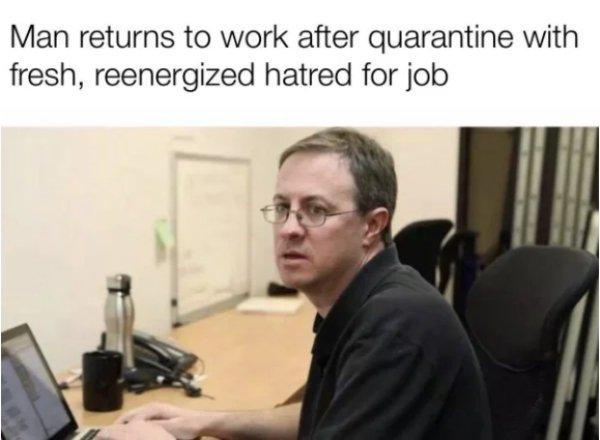 Quarantine Humor, part 2