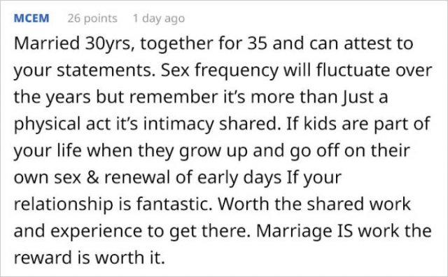 Marriage Lessons