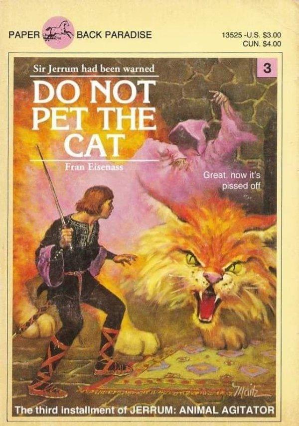 Cat Humor, part 2