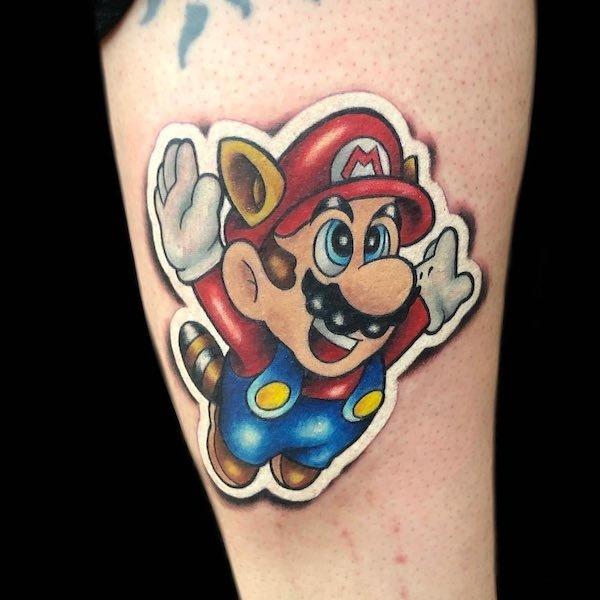 Sticker Tattoos