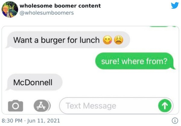 Wholesome Boomers