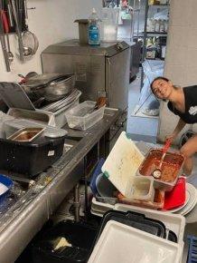 Kitchen Staff Stories