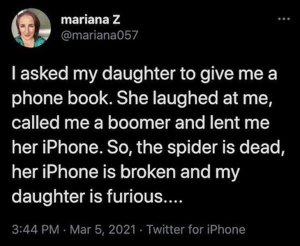 Funny Tweets, part 69
