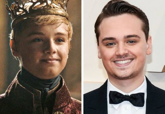 'Game Of Thrones' Actors: In Their First Episode And Now