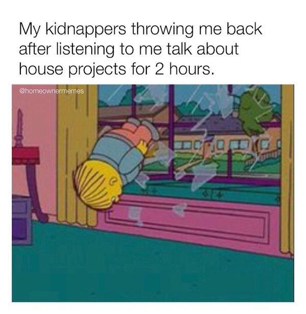 Home Improvement Memes