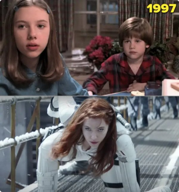 Celebrity Roles Before Their Fame