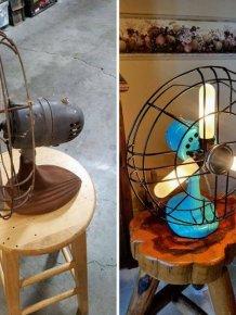 People Repurpose Old Stuff