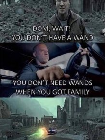 Dominic Toretto And The Power Of Family Memes