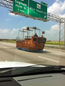 Strange Transport