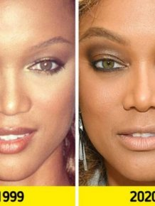 Top Models: In Their Prime And Now
