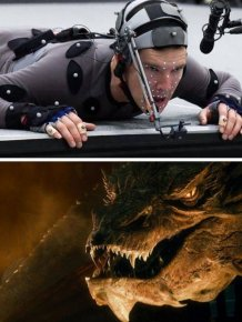 Behind The Scenes Photos Of Famous Movies