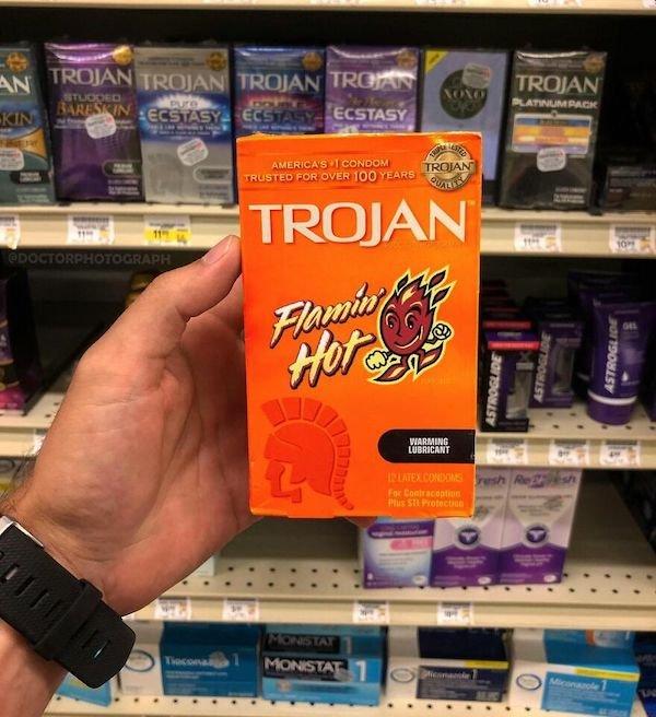 Satirical Packaging