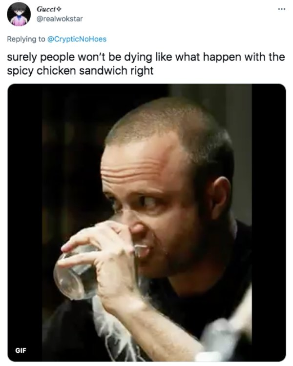 Popeyes Nuggets Memes