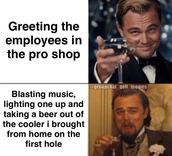 Golf Memes, part 4