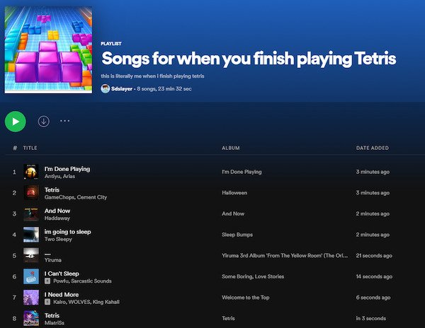 Spotify Playlists For Different Occasions