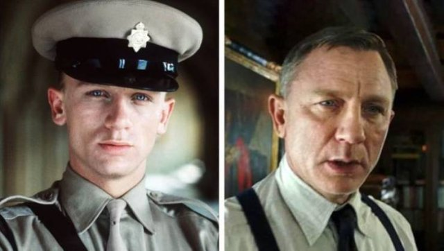 Actors: At The Beginning Of Their Careers And Now