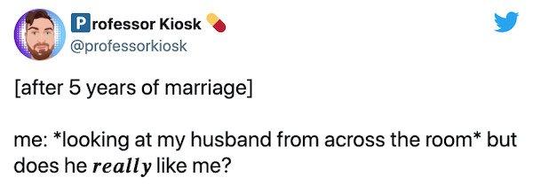 Married Life Tweets, part 9