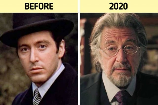 Celebrities In Their 70's