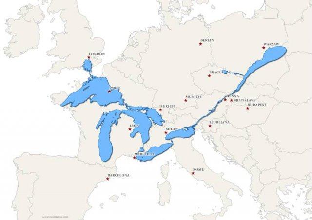 Interesting Maps, part 5