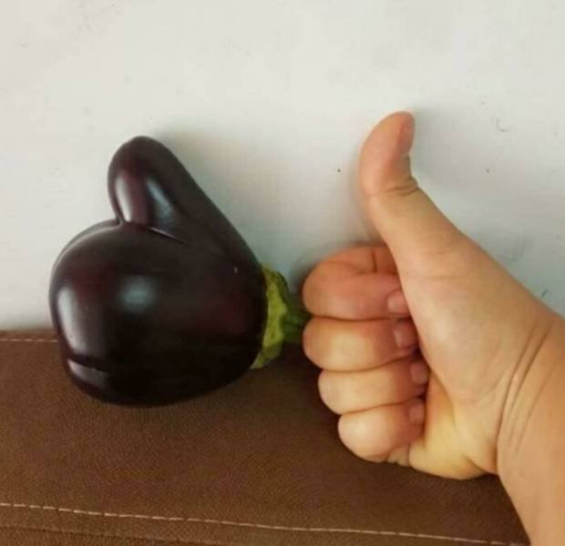 Fruits And Vegetables That Look A Way Bit Different