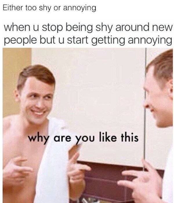 Anxiety Memes, part 4