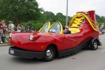 Weird Transport