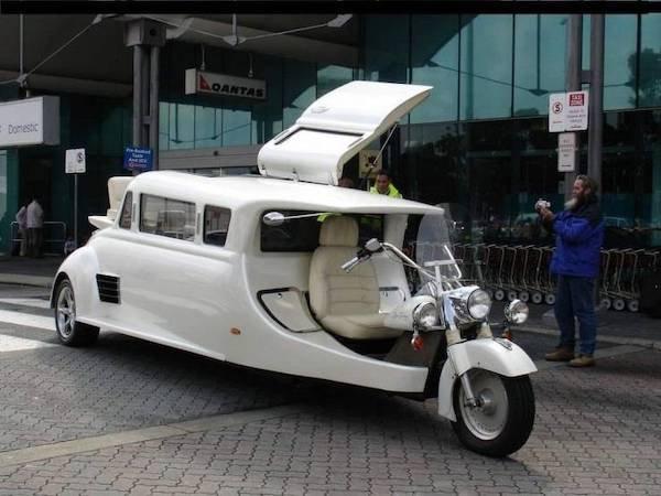 Weird Transport, part 2