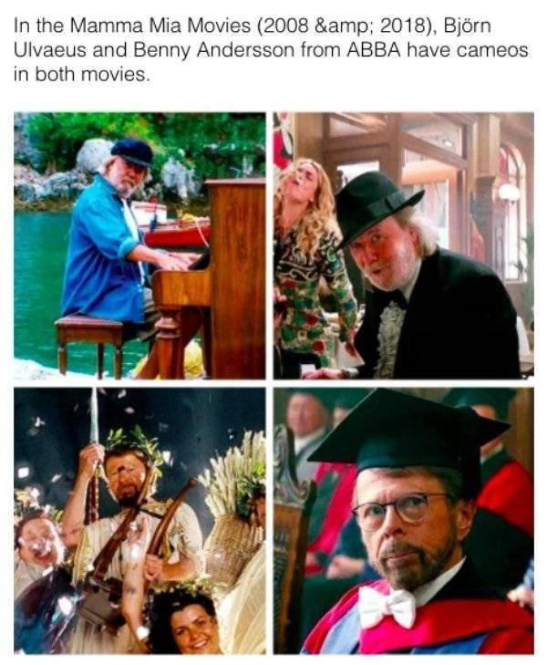 Hidden Facts In Movies