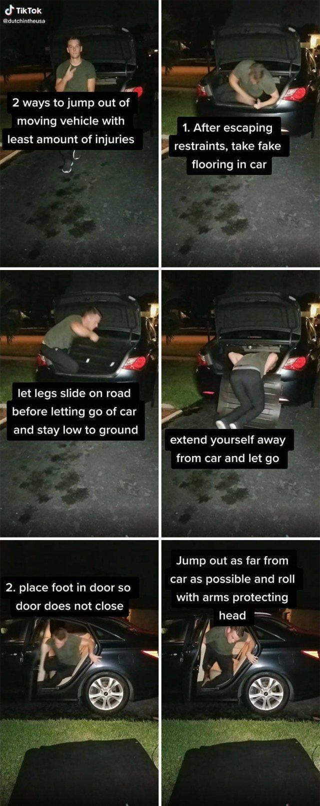 Useful Life-Saving Guides