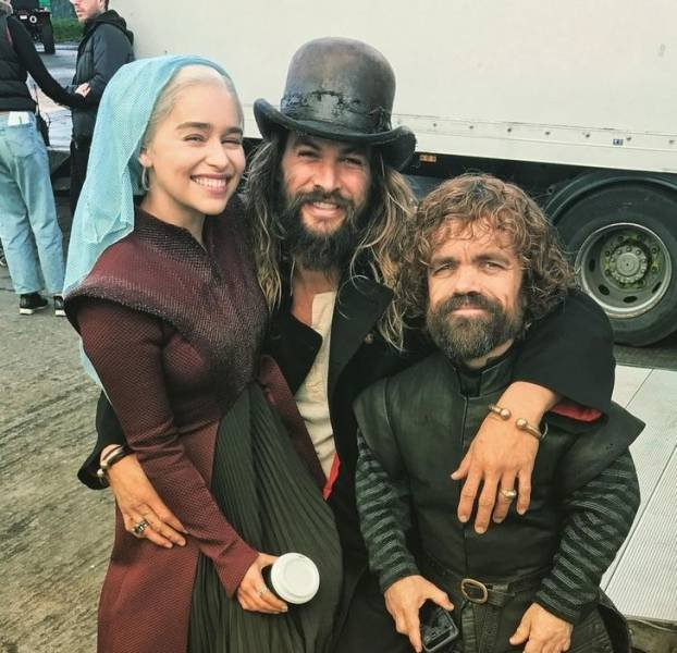 Behind The Scenes Of Popular Movies, part 5