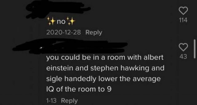 Funny Comments, part 18