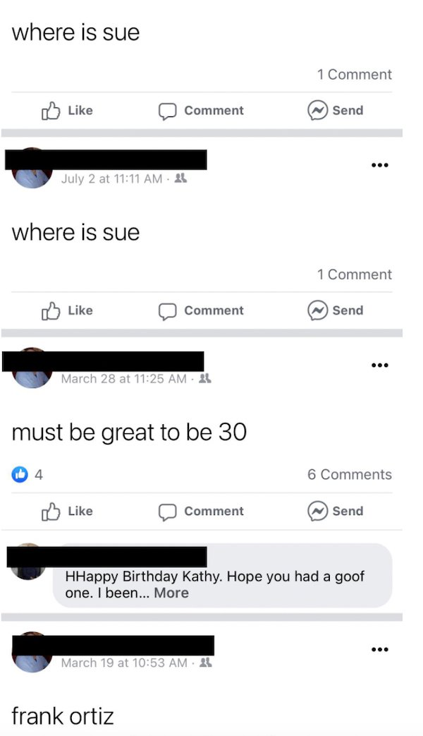 Old People And Facebook