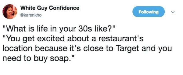 Tweets About Aging
