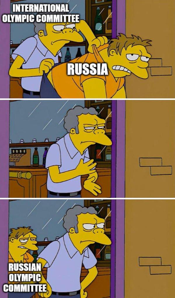 Olympics Memes