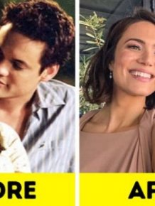 Famous On-Screen Couples: Then And Now