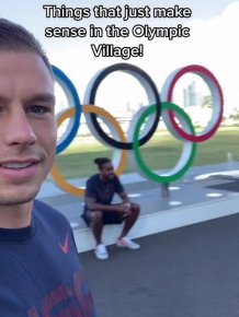 Behind-The-Scenes Look At The Olympic Village