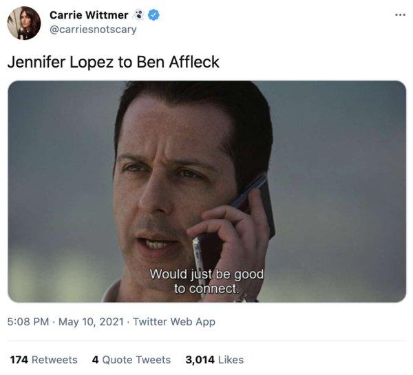 'Bennifer' Memes